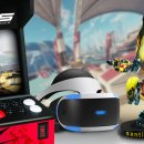 RIGS: Mechanized Combat League - Sala Giochi