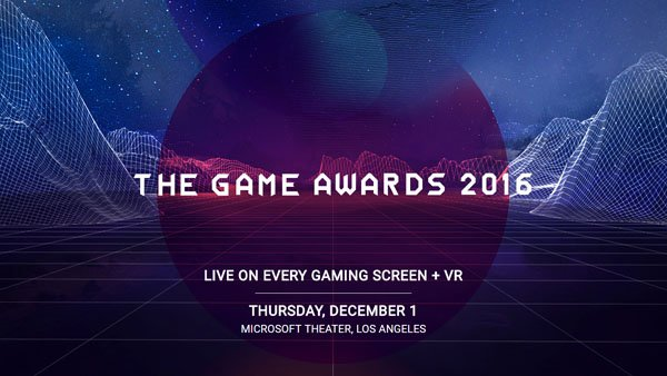 Cosa possiamo aspettarci dai Game Awards 2016?