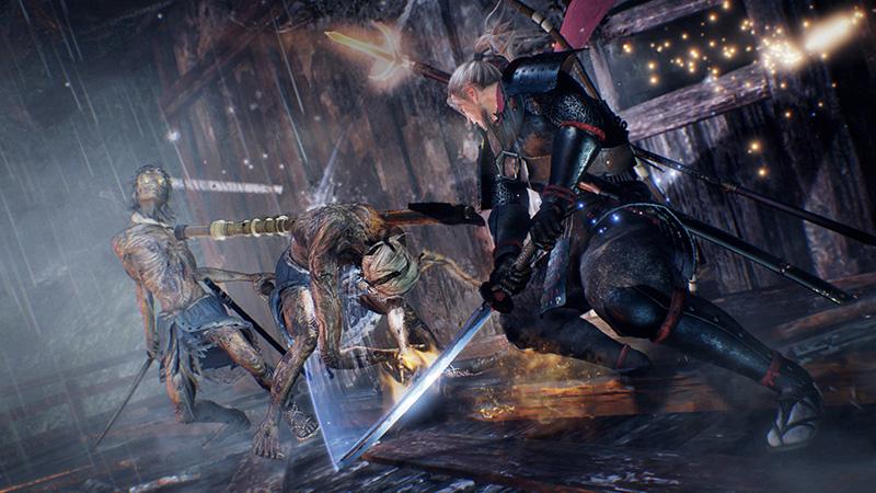 Sarà Sony a pubblicare NiOh in occidente su PlayStation 4