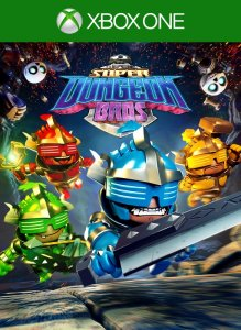Super Dungeon Bros per Xbox One