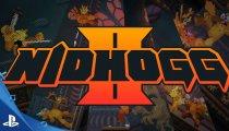 Nidhogg 2 - Trailer della versione PlayStation 4