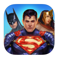DC Legends per iPhone