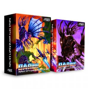 Darius 30th Anniversary Edition per PlayStation 4