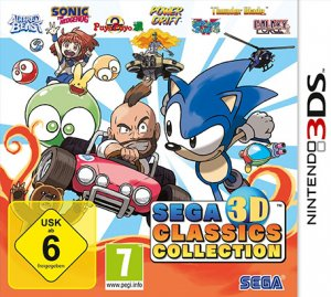 SEGA 3D Classics Collection per Nintendo 3DS