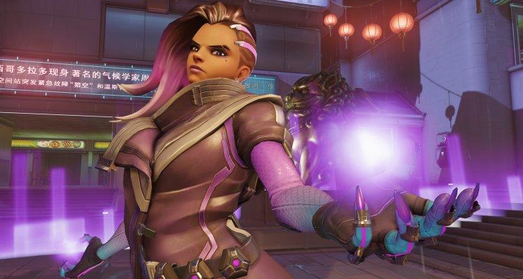 Pubblicata la patch di Overwatch che aggiunge Sombra e la modalità Arcade