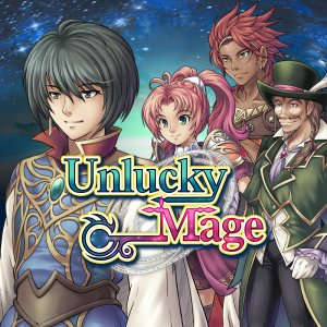 Unlucky Mage per Nintendo 3DS