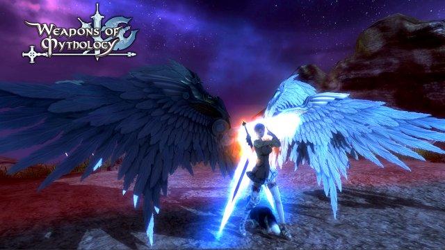 Weapons of Mythology - New Age -