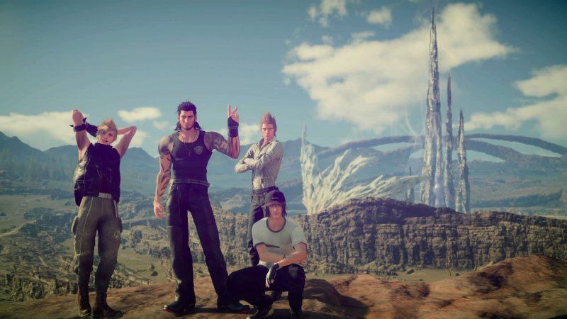 "Una nuova demo per Final Fantasy XV in Giappone con il ""Judgement Disc"""