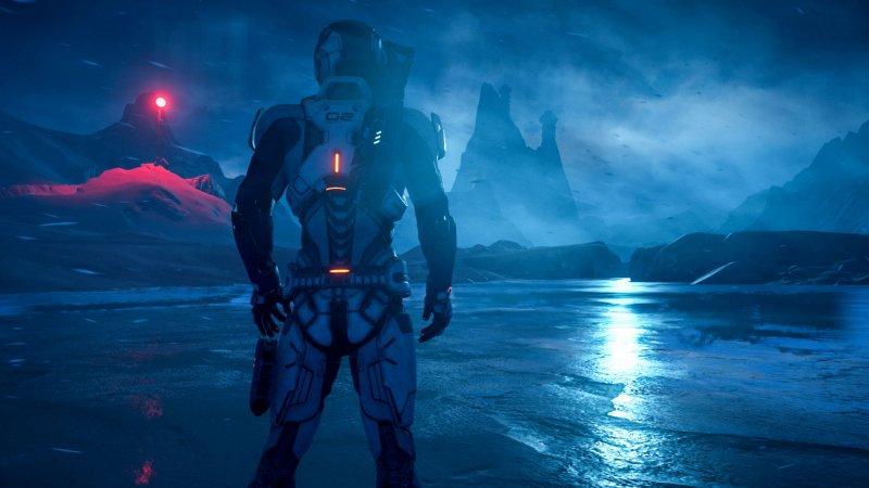 La data di Mass Effect: Andromeda non è ancora stata fissata, potrebbe uscire all'inizio dell'anno fiscale 2018