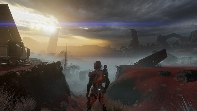 Mass Effect: Andromeda avrà dialoghi più ambigui e una ricca esplorazione dei pianeti