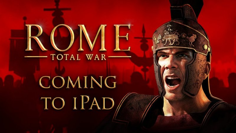 Rome: Total War arriva su iPad il 10 novembre