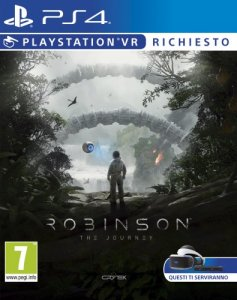 Robinson: The Journey per PlayStation 4