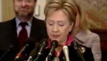 Hillary Clinton parla di videogiochi