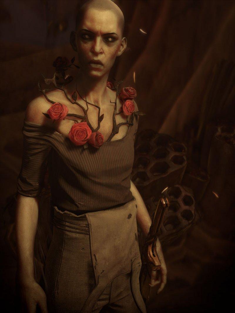 Dishonored 2 si tinge di fashion: Bethesda ci mostra gli abiti dei personaggi in una ricca galleria