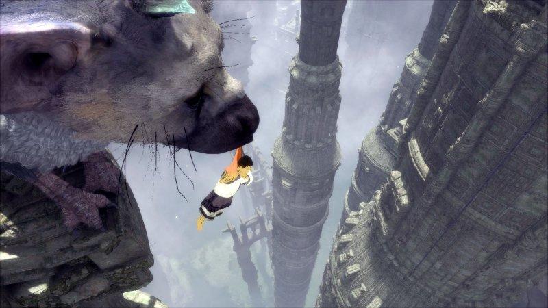 Supporto per 4K e HDR su PlayStation 4 Pro anche per The Last Guardian