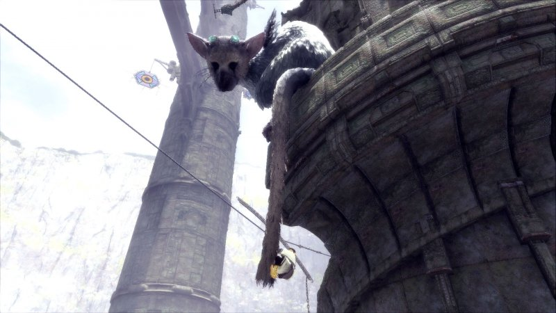 La gente mormora di… The Last Guardian