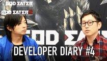 God Eater 2: Rage Burst - Quarto diario degli sviluppatori