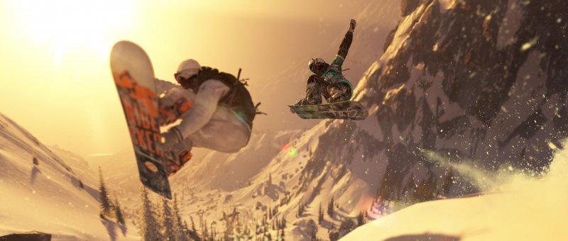 Ubisoft annuncia che Steep, Rayman Legends e Just Dance 2017 saranno disponibili su Switch
