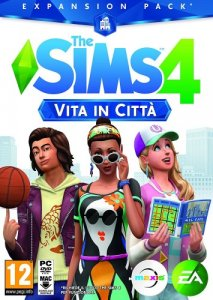 The Sims 4: Vita in Città per PC Windows