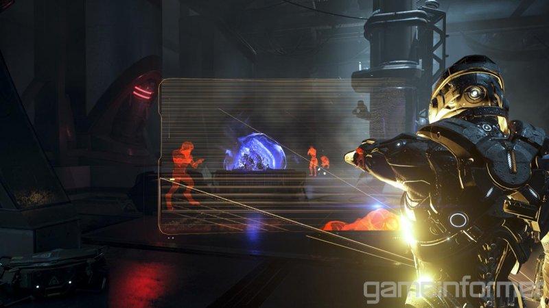 Mass Effect: Andromeda, nuove immagini e dettagli da Game Informer