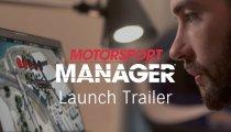 Motorsport Manager - Trailer di lancio