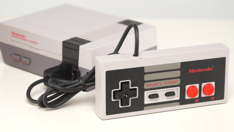 La distribuzione del Nintendo Classic Mini è stata interrotta anche in Italia