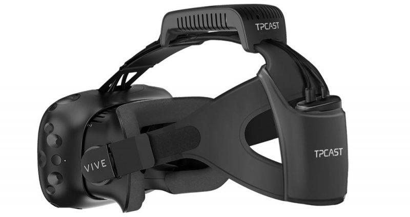 HTC Vive diventa wireless con un nuovo (costoso) accessorio