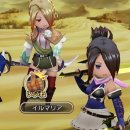 Prime immagini e gameplay per Bravely Default: Fairy's Effect