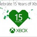 Microsoft festeggia i quindici anni di Xbox pubblicando alcune impressionanti statistiche