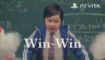 PlayStation Vita - Spot giapponese