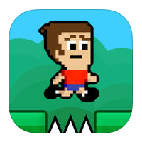 Mikey Jumps per iPhone