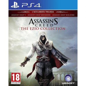 Assassin's Creed: The Ezio Collection per PlayStation 4