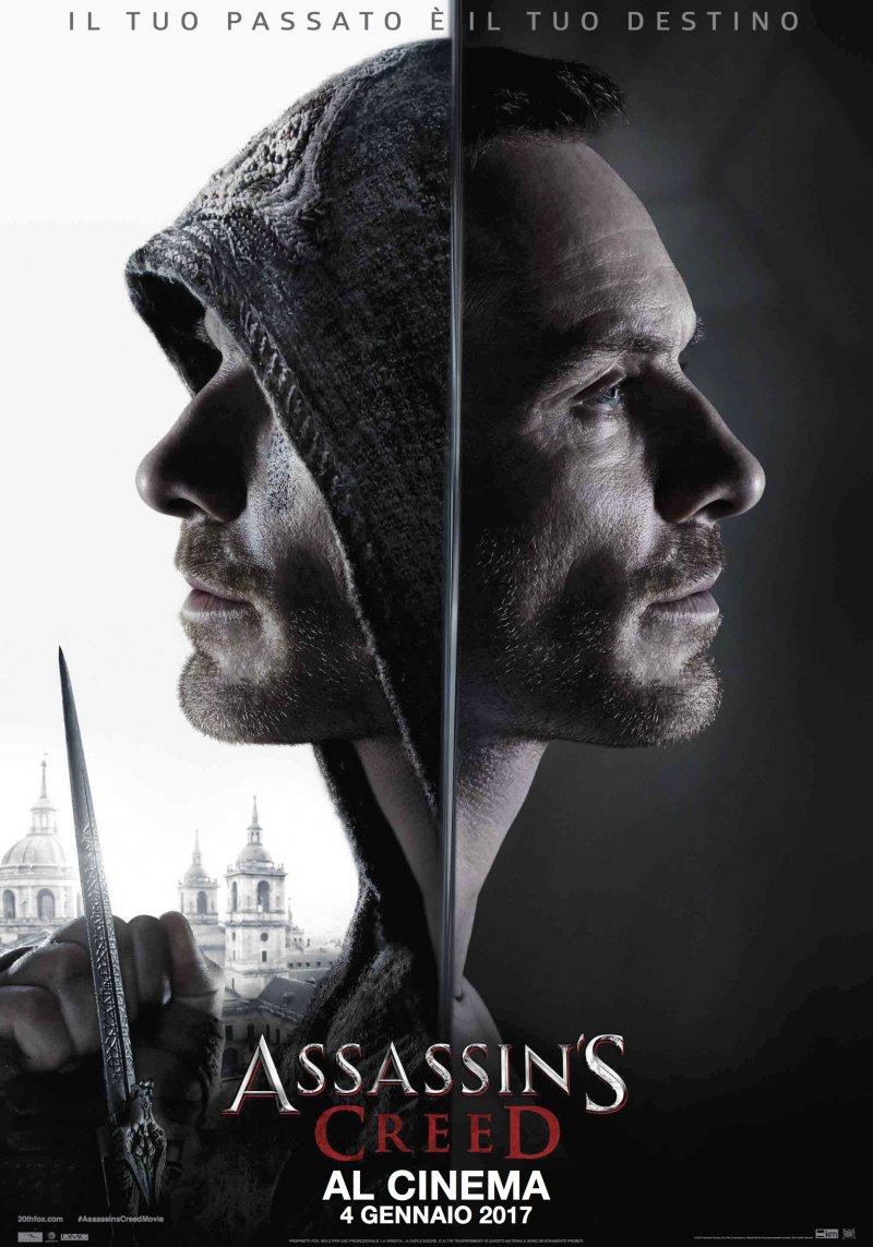 Vediamo il nuovo poster del film di Assassin's Creed