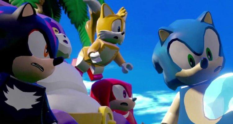 LEGO Dimensions, disponibile il pacchetto dedicato a Sonic the Hedgehog