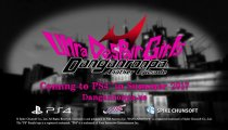 Danganronpa Another Episode: Ultra Despair Girls - Trailer d'annuncio per la versione PlayStation 4