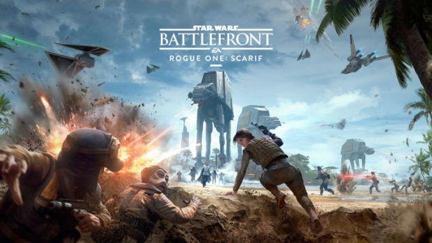 Star Wars: Battlefront - Rogue One: Scarif esordirà il 6 dicembre