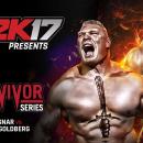 Il nuovo trailer di WWE 2K17 ha come protagonisti Goldberg e Lesnar