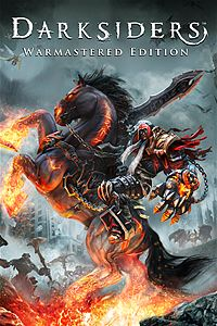 Darksiders: Warmastered Edition per PlayStation 4