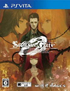 Steins;Gate 0 per PlayStation Vita