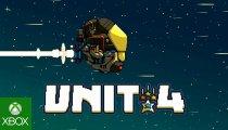 Unit 4 - Il trailer con le caratteristiche del gameplay
