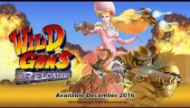 Wild Guns Reloaded - Il teaser trailer