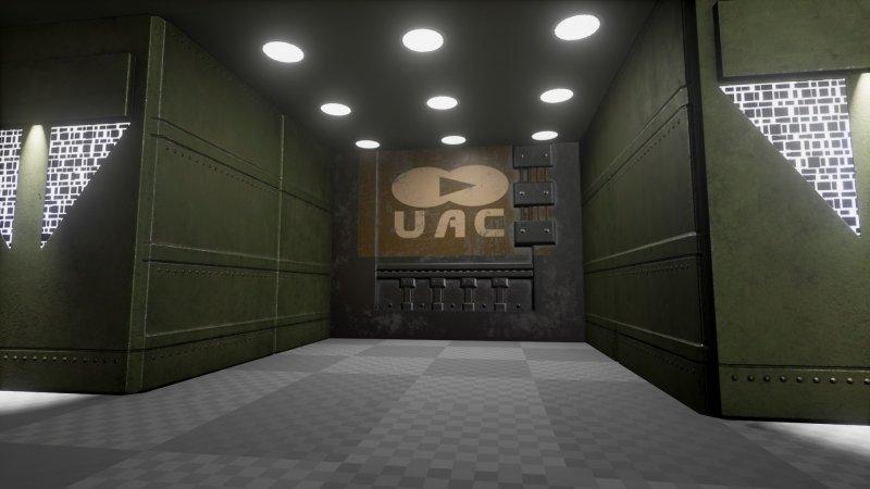 Qualcuno sta rifacendo DOOM 2 con l'Unreal Engine 4
