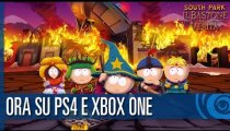 South Park: Il Bastone della Verità – Trailer di lancio su PlayStation 4 e Xbox One