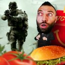 A Pranzo con Call of Duty: Modern Warfare Remastered