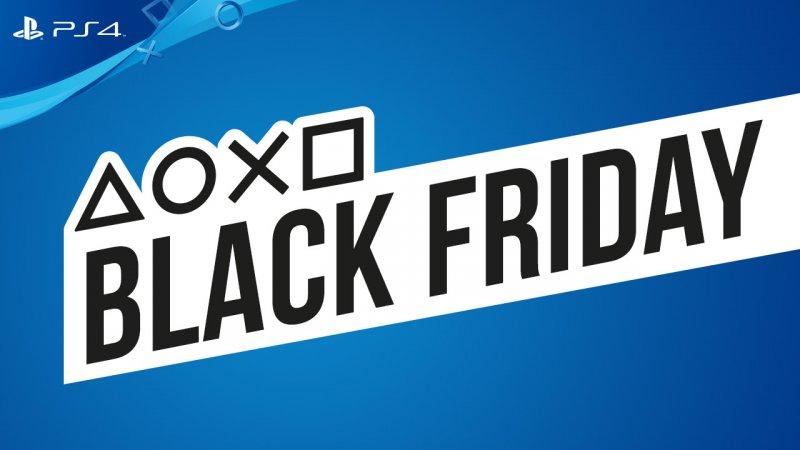 Black Friday: annunciati i saldi sul PlayStation Store europeo