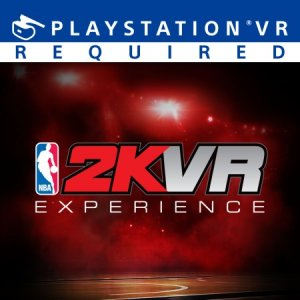 NBA 2KVR Experience per PlayStation 4