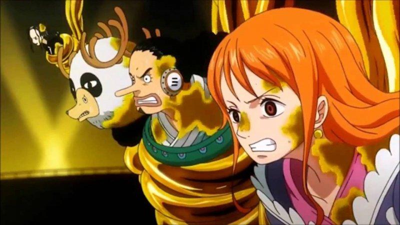 One Piece Gold - Il Film arriva oggi nelle sale cinematografiche