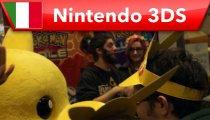 Pokémon Sole e Pokémon Luna - Serata di lancio