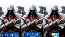 Assassin's Creed: The Ezio Collection - Videoconfronto con le versioni PlayStation 3 e PC