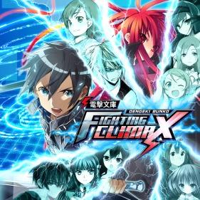 Dengeki Bunko: Fighting Climax per PlayStation 3
